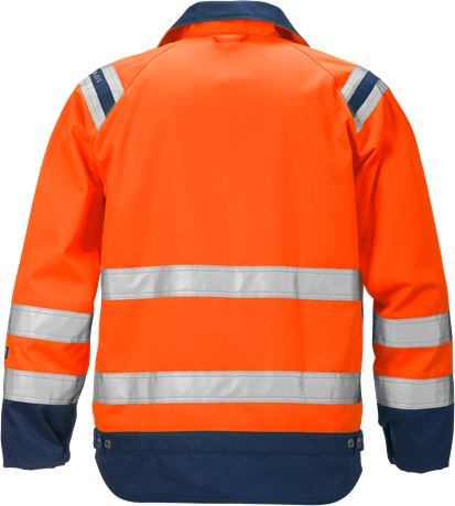 High vis jacket woman class 3 4129 PLU 2 Fristads  Large