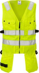 High Vis Weste Kl. 2 5003 PLU Fristads Medium