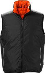 Quiltet vendbar vest 5011 TA Fristads Medium