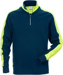 Half zip sweatshirt 7449 RTS Fristads Medium