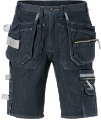 Denim stretch shortsit 2137 DCS  Fristads Medium