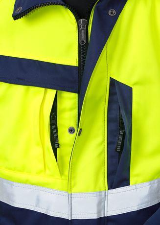High vis jacket woman class 3 4129 PLU 4 Fristads  Large