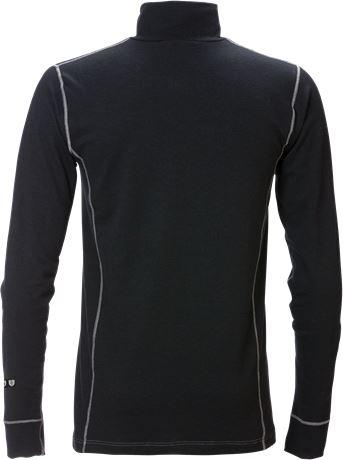 Flamestat Zipper-T-Shirt Langarm 7029 MOF 2 Fristads  Large