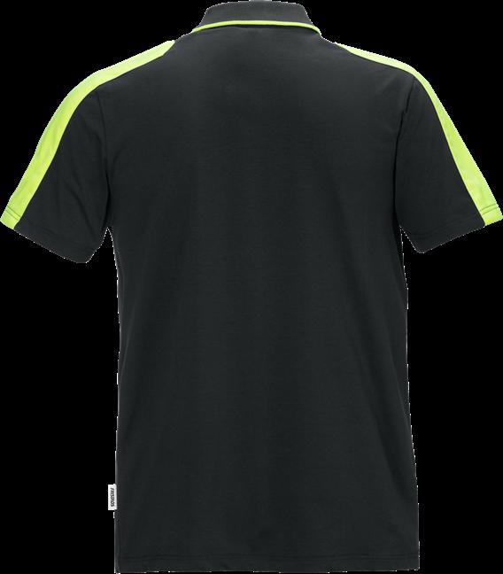 Poloshirt i stretch 7448