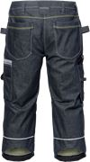 Denim pirate trousers 2149 DY 2 Fristads Small