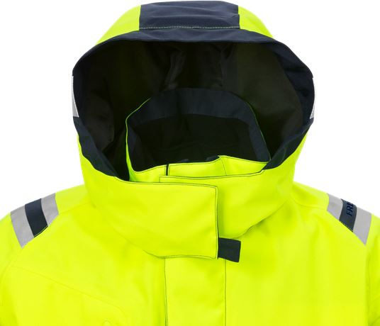High vis GORE-TEX winter parka class 3 4989 GXB 5 Fristads  Large