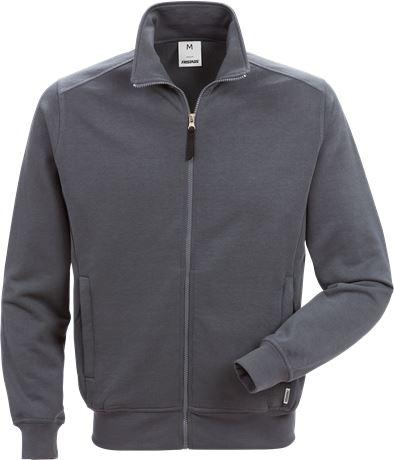 Sweatshirt-jacka 7608 SM 1 Fristads  Large