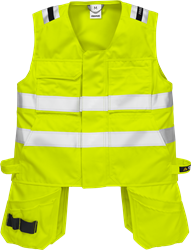 Flamestat High Vis Weste Kl. 2 5075 ATHS Fristads Medium