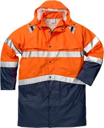 High vis regenjack klasse 3 4634 RS Fristads Medium