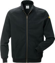 ESD sweat jacket 4080 XSM Fristads Medium