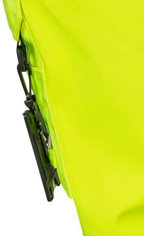 Hi Vis håndværker softshell bukser 2083 4 Fristads  Large