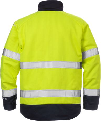 Flame High Vis Winterjacke Kl. 3 4588 FLAM 2 Fristads  Large