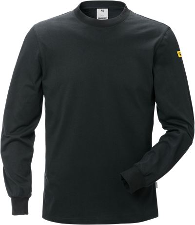 ESD long sleeve t-shirt 7082 XTM 1 Fristads