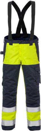 Flame High Vis Winterhose Kl. 2 2588 FLAM 4 Fristads  Large