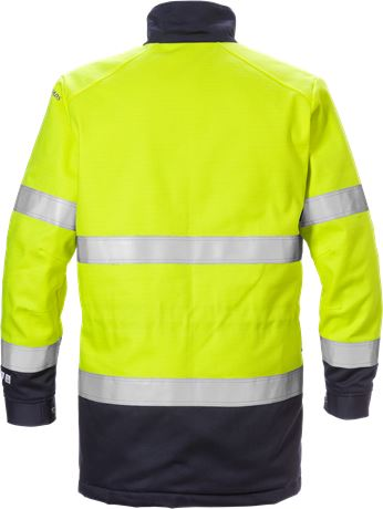 Flame high vis winterparka klasse 3 4589 FLAM 2 Fristads  Large