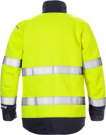 Flame high vis jacket woman class 3 4590 FLAM 3 Fristads  Large