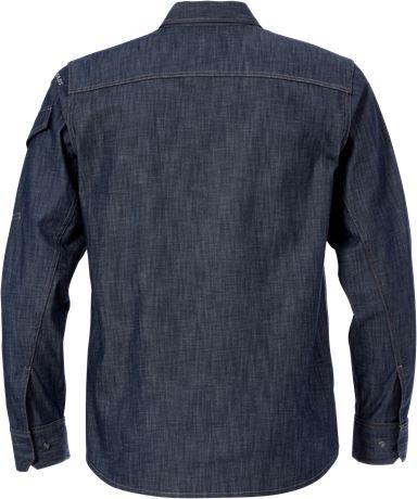 Denim skjorte 7003 DSH 2 Fristads  Large