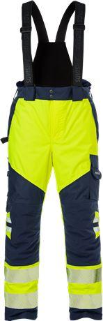 High vis Airtech® shell trousers class 2 2515 GTT 3 Fristads  Large