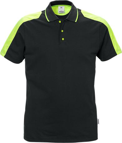 Stretch polo shirt 7448 RTP 1 Fristads  Large
