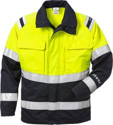 Flamestat high vis jack klasse 2 4176 ATHS Fristads Medium