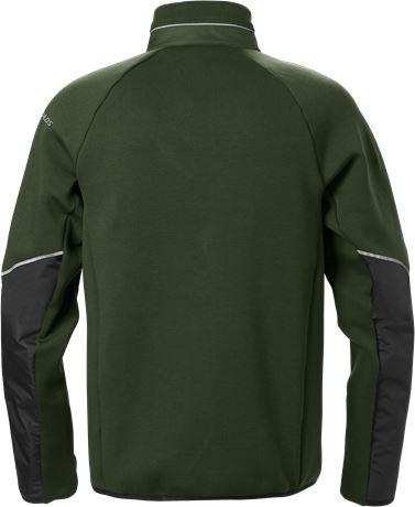 Sweatshirt-jacka 7513 DF 2 Fristads  Large