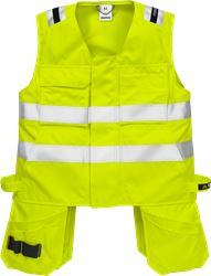 Flamestat high vis waistcoat cl 2 5075 ATHS Fristads Medium