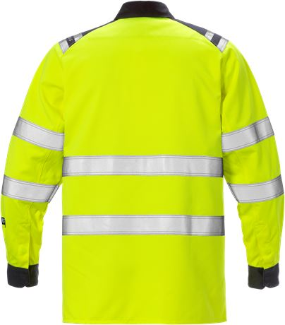 Flamestat high vis shirt class 3 7050 ATS 2 Fristads  Large