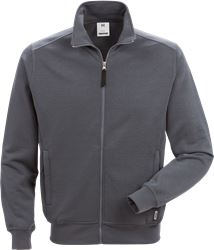 Sweat jacket 7608 SM Fristads Medium
