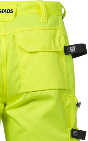 High vis craftsman trousers woman class 2 2125 PLU 3 Fristads  Large