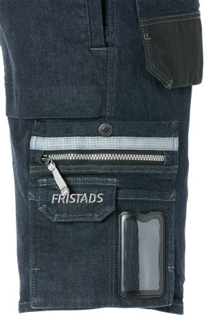 Stretch-Jeans-Shorts 2137 DCS  5 Fristads  Large