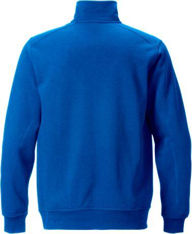 Sweatshirt med kort dragkedja 7607 SM 3 Fristads  Large
