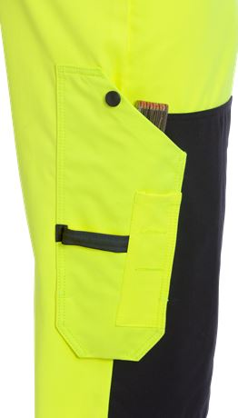 Flamestat high vis craftsman trousers woman class 2 2775 ATHS 3 Fristads  Large