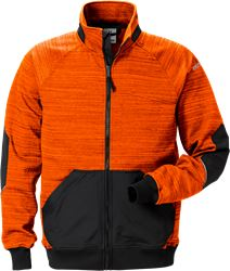 Sweatjacke 7052 SMP Fristads Medium