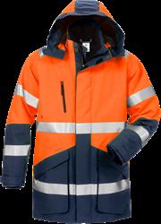 GORE-TEX® vinterparkas med høy synlighet kl. 3 4989 GXB Fristads Medium