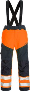 High vis GORE-TEX shell trousers class 2 2988 GXB 2 Fristads Small