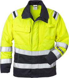 Flamestat high vis jacket woman cl 3 4275 ATHS Fristads Medium