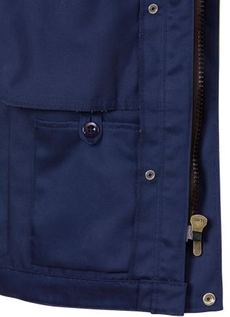 High vis jacket woman class 3 4129 PLU 6 Fristads  Large