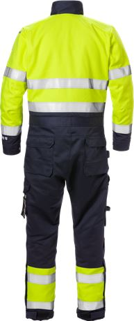 Flame high vis winter coverall class 3 8088 FLAM 2 Fristads  Large