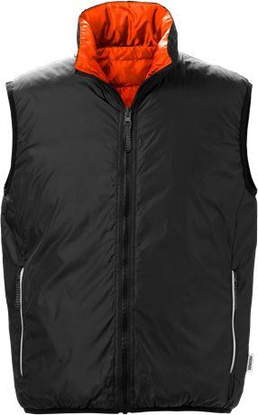Quiltet vendbar vest 5011 TA 1 Fristads  Large