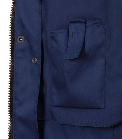High vis jacket woman class 3 4129 PLU 5 Fristads  Large