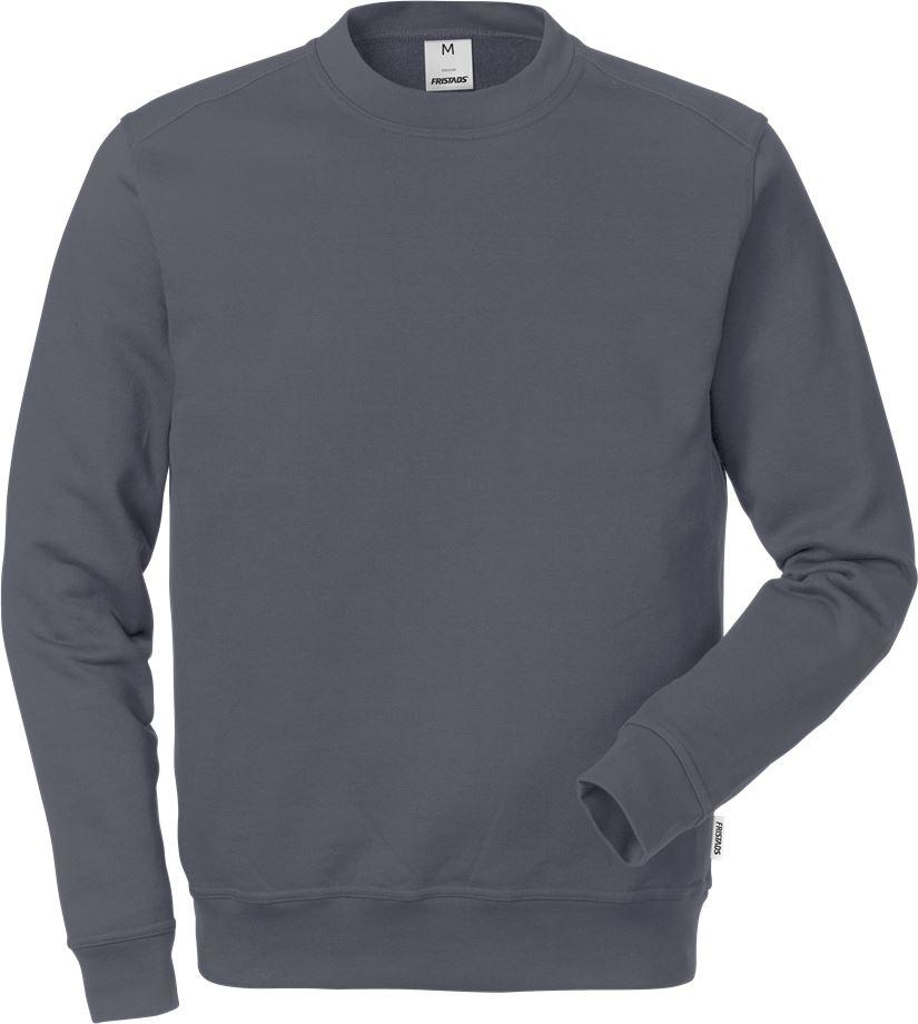 Fristads Men's Sweatshirt 7016 SMC, Mörkgrå