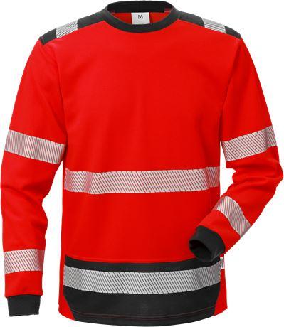 High vis long sleeve t-shirt class 3 7724 THV 1 Fristads  Large
