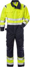 Flame High Vis Overall Kl. 3 8175 ATHS 1 Fristads Small