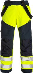 High vis GORE-TEX shell trousers class 2 2988 GXB Fristads Medium