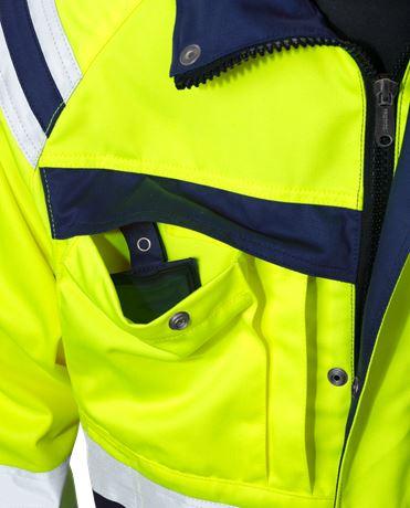 High vis jacket woman class 3 4129 PLU 3 Fristads  Large