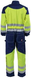 Coverall HiVis FR 1.0 2 Leijona Solutions Small
