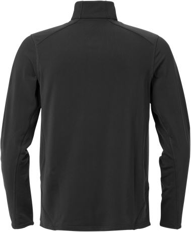 Zipper-Stretch-Sweatshirt 1763 TSP 2 Fristads  Large