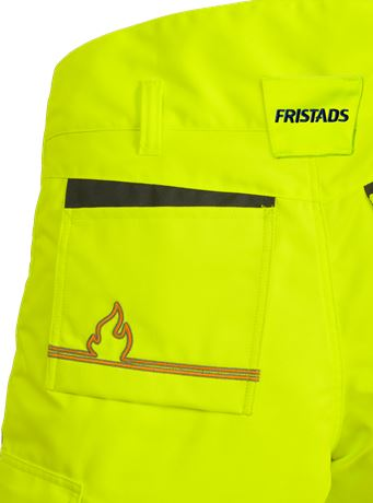 Flamestat high vis winter trousers class 2 2085 ATHS 5 Fristads  Large