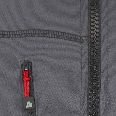 Acode Sweatshirt jakke, herre 3 Acode  Large