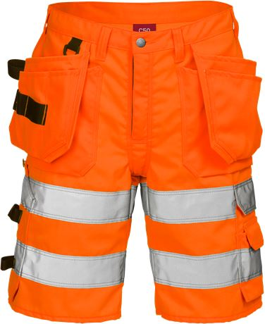 High vis shorts cl 2 2028 PLU 1 Kansas  Large